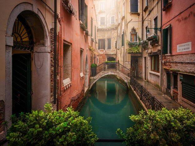 ونیز ایتالیا 6 - تصاویر/ جزیرهای زیبا در شمال ایتالیا