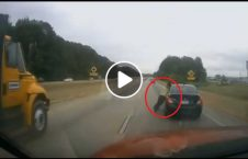 ویدیو درگیری راننده امریکا شاهراه 226x145 - ویدیو/ درگیری شدید دو راننده امریکایی در وسط شاهراه