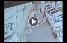 ویدیو سقوط هولناک دختر تعمیر طبقه 226x145 - ویدیو/ سقوط هولناک دختر دو ساله از تعمیر 5 طبقه