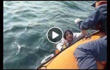 ویدیو غرق مهاجران غیرقانونی ترکیه 226x145 - ویدیو/ لحظه غرق شدن مهاجران غیرقانونی در آبهای ترکیه