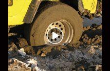 ویدیو نجات موتر گل لای 226x145 - ویدیو/ روشی جدید برای نجات موتر از گل و لای