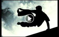 ویدیو پرش افسانه مرد عنکبوتی قطار 226x145 - ویدیو/ پرش های افسانه ای مرد عنکبوتی روی قطار