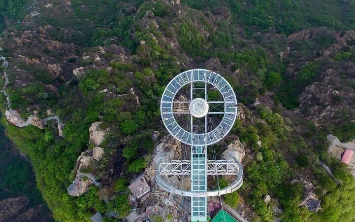 پل شیشه ای3 - تصاویر/ پل جذاب و دیدنی در پکن
