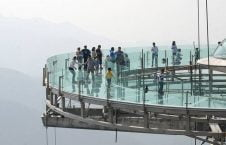 پل شیشه ای4 226x145 - تصاویر/ پل جذاب و دیدنی در پکن