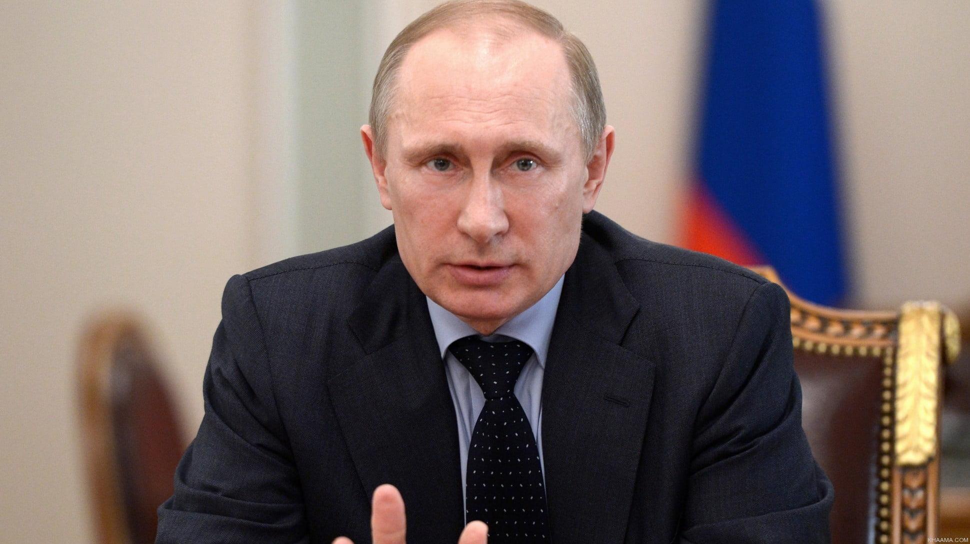 پوتین 1 - پیروزی بزرگ رییس جمهور روسیه در مقابل ناتو