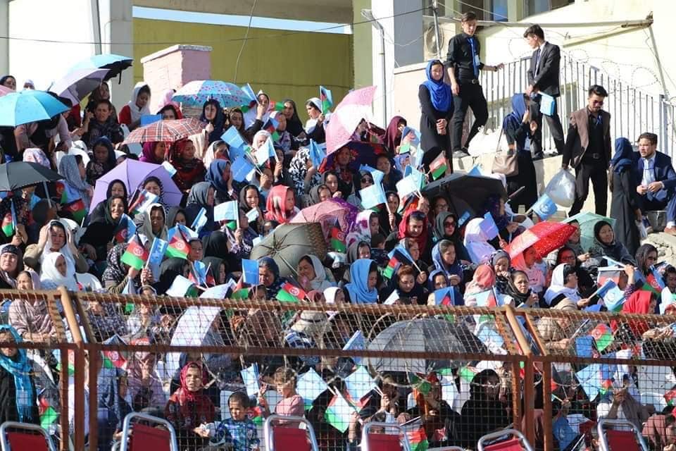 گردهمایی صلح و اعتدال 12 - تصاویر/ گردهمایی بزرگ تیم انتخاباتی صلح و اعتدال در کابل
