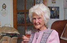پیرترین باشنده بریتانیا از دنیا رفت
