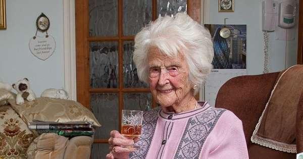 گریس جونز4 - پیرترین باشنده بریتانیا از دنیا رفت