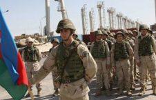 آذربایجان عسکر 226x145 - اعزام شماری از عساکر آذربایجان به افغانستان