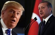 اردوغان ترمپ 226x145 - پیام تهدید آمیز اردوغان برای ترمپ