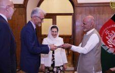 اشرف غنی البرتو کایرو 1 226x145 - اعطای تابعیت افتخاری افغانستان به رییس بخش فزیوتراپی صلیب سرخ
