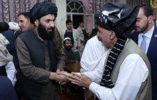 اشرف غنی طالبان 226x145 - اعلامیه وزارت دولت در امور صلح در پیوند به اشتراک حکومت در نشست صلح پکن