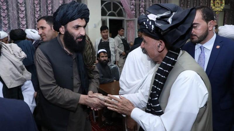 اشرف غنی طالبان - هدیه بزرگ رییس جمهور غنی به طالبان