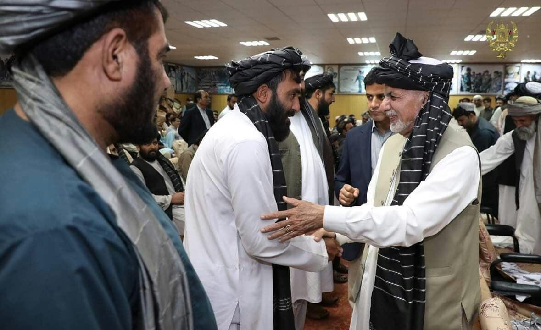 اشرف غنی 1 - وعده های انتخاباتی رییس جمهور غنی به مردم زابل