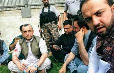 امرالله صالح2 226x145 - صحنه سازی حکومت در حمله به دفتر روند سبز