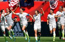 امریکا فوتبال 226x145 - زنان امريكايى تاريخ ساز شدند