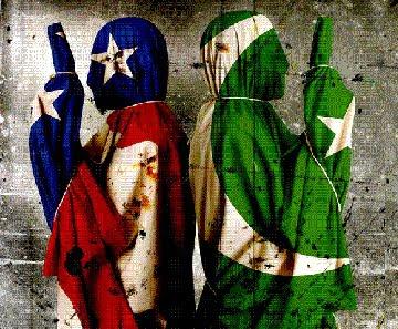 امریکا پاکستان - حسین حقانی: صلح واقعی در گرو پایان مداخلات استخبارات امریکا و پاکستان است