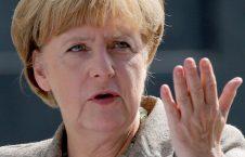انگیلامیرکل 226x145 - پیام صدراعظم جرمنی برای مقامات روسیه
