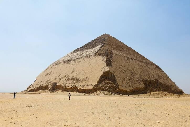 اهرام مصر1 1 - تصاویری از اهرام دیدهنشده مصر نشر شد