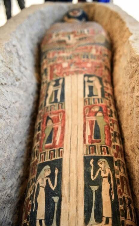 اهرام مصر3 1 - تصاویری از اهرام دیدهنشده مصر نشر شد