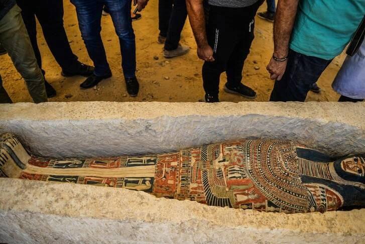 اهرام مصر4 1 - تصاویری از اهرام دیدهنشده مصر نشر شد