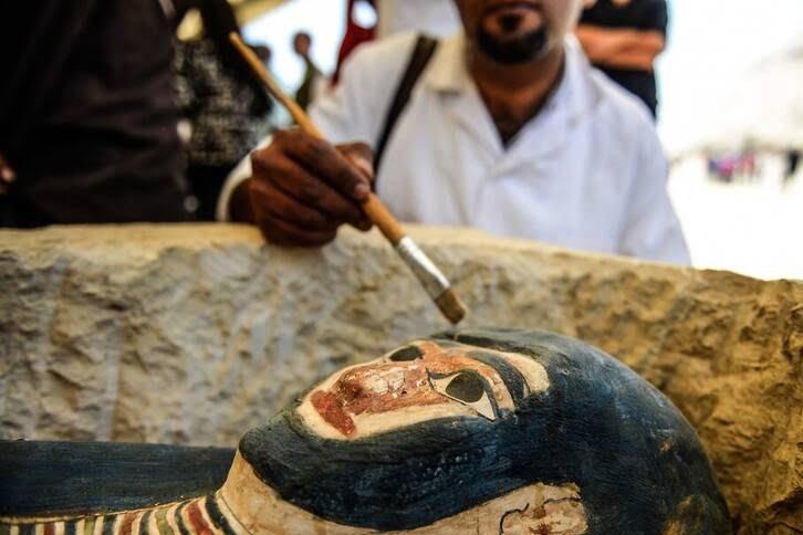اهرام مصر5 1 - تصاویری از اهرام دیدهنشده مصر نشر شد