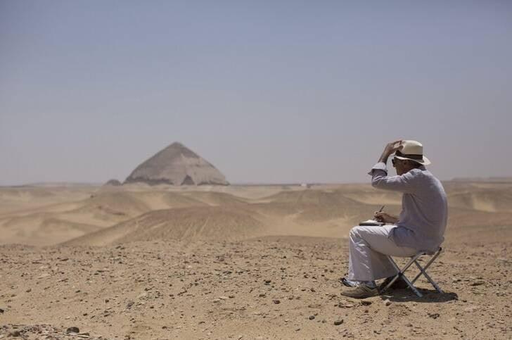 اهرام مصر6 1 - تصاویری از اهرام دیدهنشده مصر نشر شد
