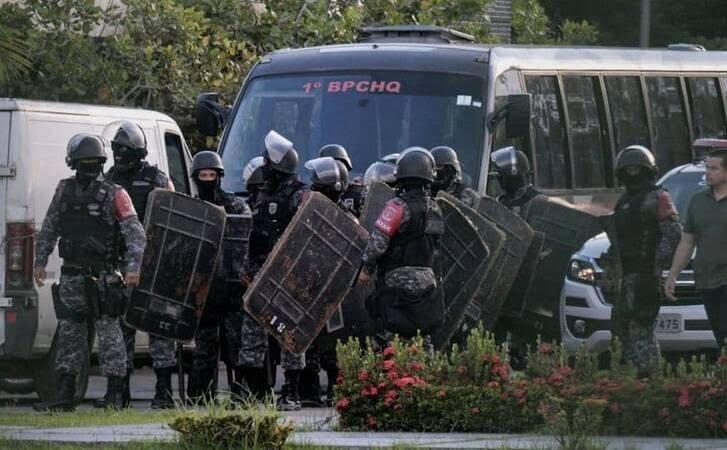 برازیل - شورشی خونین در زندان برازیل