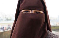برقع 226x145 - آغاز اجرای قانون ممنوعیت برقع در هالند
