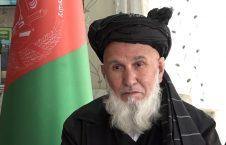 حاجی دین محمد 226x145 - توصیه معاون شورای عالی صلح به گروه طالبان