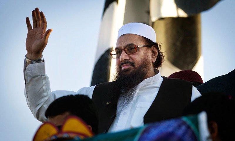 حافظ سعید - جزییات دستگیری حافظ سعید توسط نیروهای امنیتی پاکستان