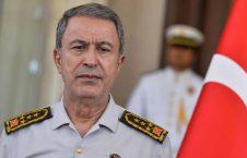 خلوصی آکار 226x145 - واکنش ترکیه به تجاوز نیروهای جنرال خفتر