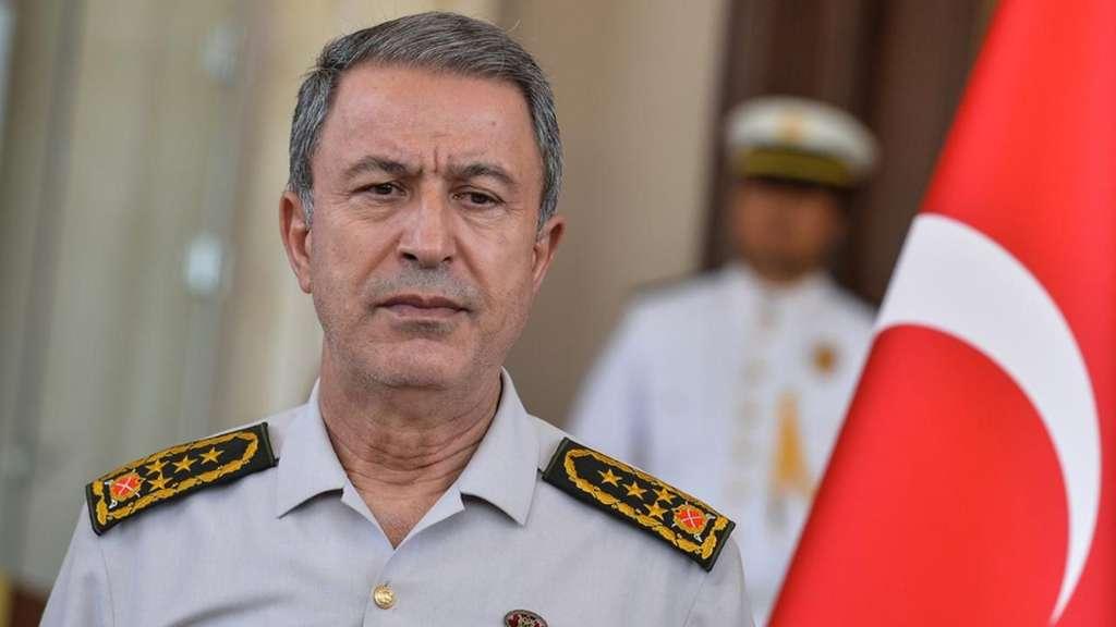 خلوصی آکار - واکنش ترکیه به تجاوز نیروهای جنرال خفتر