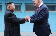 دونالد ترمپ کیم جونگ اون 2 226x145 - تصاویر/ دیدار رییسجمهوری امریکا با رهبر کوریای شمالی