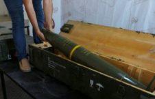 کشف راکت های فرانسوی در نزدیکی طرابلس
