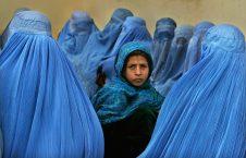زنان 226x145 - اعلامیه زنان افغان در پیوند به رهایی زندانیان طالبان