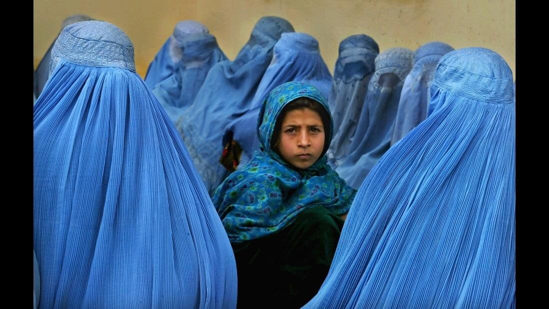 زنان - اعلامیه زنان افغان در پیوند به رهایی زندانیان طالبان
