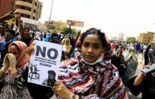 سودان1 226x145 - تصاویر/ صحنه هایی از مظاهره هزاران سودانی