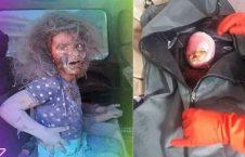 طفل 226x145 - اعلامیههای مطبوعاتی تکراری و بیثمر ارگ در پیوند به حملات تروریستی در کابل و ننگرهار