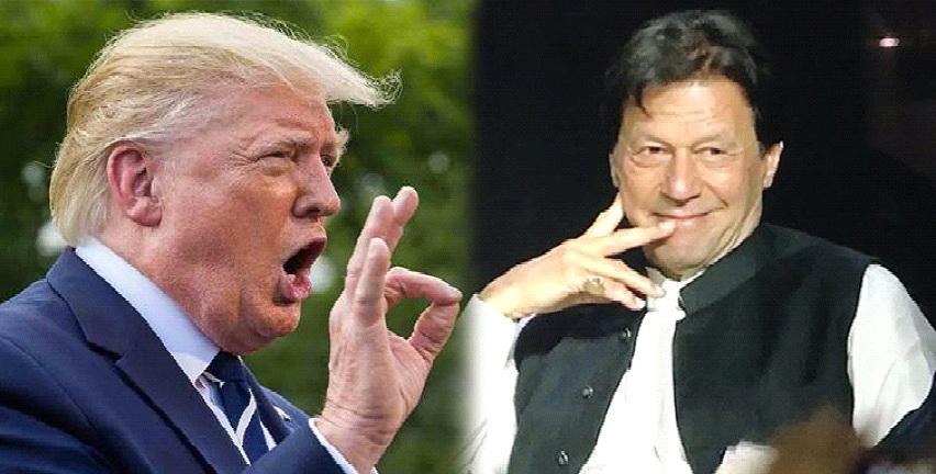 عمران خان دونالد ترمپ - آیا عمران خان مغلوب دونالد ترمپ خواهد شد؟