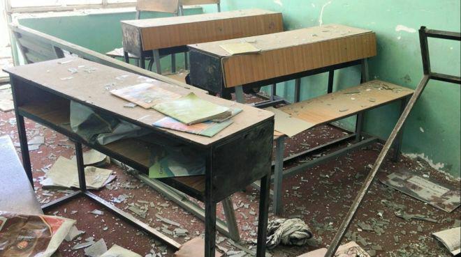 غزنی انفجار2 - تصاویر/ متعلمین در غزنی به دلیل ترس از انفجار به مکتب نمی روند