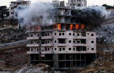 فلسطین2 226x145 - تصویری از جنایات اسراییل در فلسطین