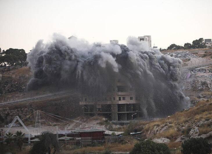 فلسطین4 - تصویری از جنایات اسراییل در فلسطین