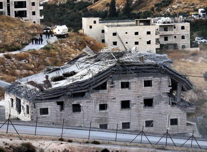 فلسطین5 - تصویری از جنایات اسراییل در فلسطین