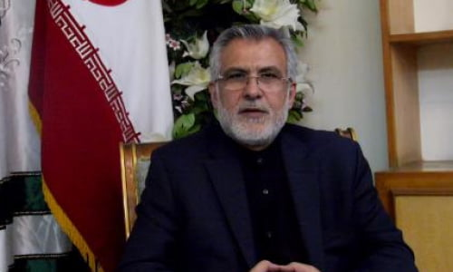محمد رضا بهرامی - حمایت ایران از حضور افغانستان در نشست صلح با طالبان