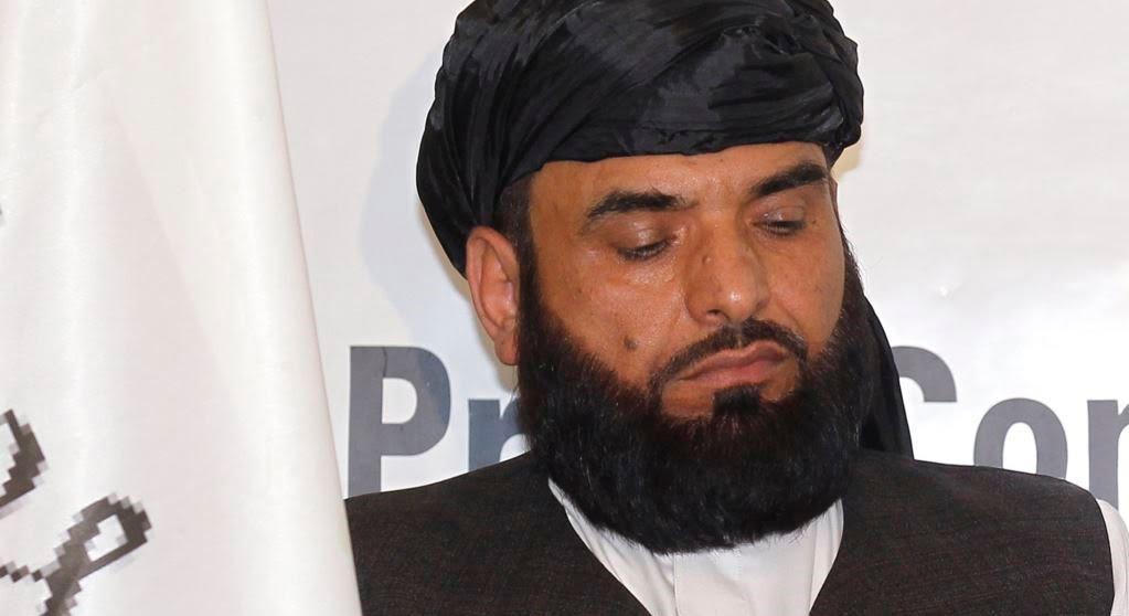 محمد سهیل شاهین - پیام سهیل شاهین در پیوند به دور نهم مذاکرات امریکا و طالبان