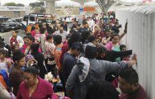 مهاجرین 226x145 - آغاز موج گسترده بازداشت مهاجرین در سراسر امریکا