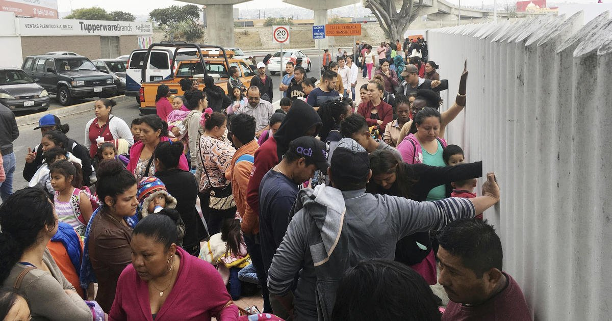 مهاجرین - آغاز موج گسترده بازداشت مهاجرین در سراسر امریکا