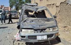 موتر 226x145 - حمله انفجاری طالبان بر یک دفتر ریاست امنیت ملی در غزنی