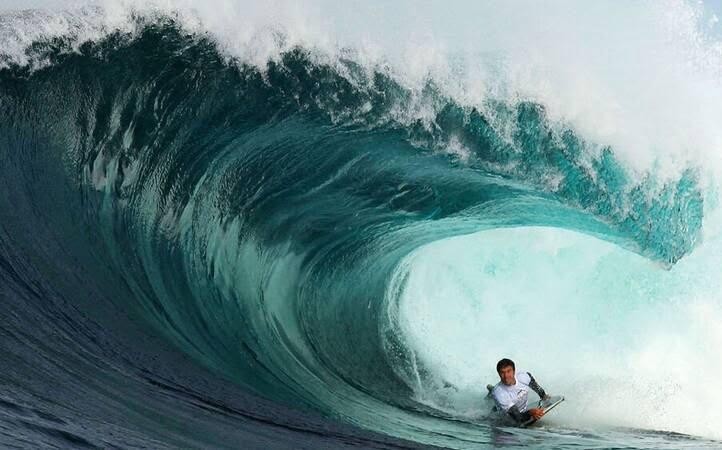 موج سواری1 - تصاویر/ موج سواری در سواحل آسترالیا